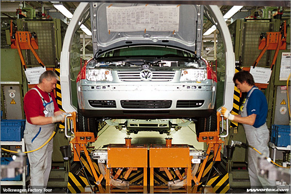 Volkswagen Resumes Assembly in Nigeria