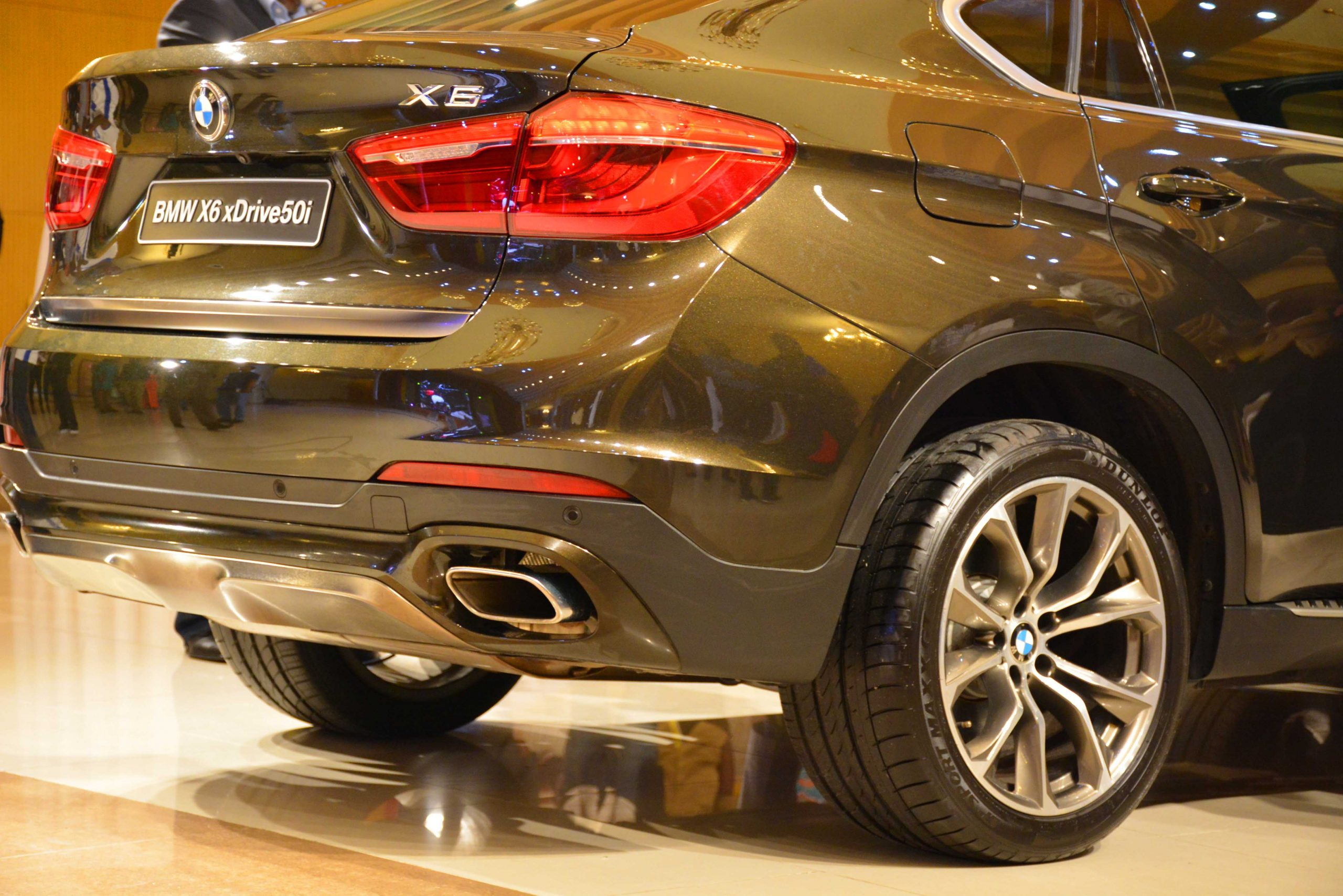 X6 Marks The Sport