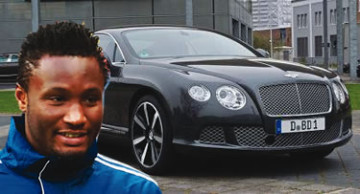 African Footballers And Their Expensive Cars