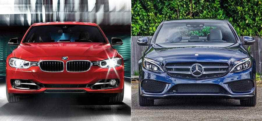 Worksheet. Mercedes CClass vs BMW 3Series  carcomng