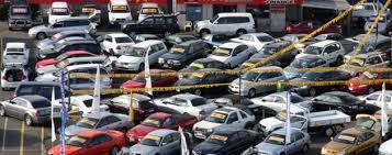 Car Imports Drop