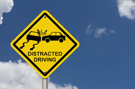 Distracted Driver?