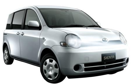 Toyota's New Sienta Minivan