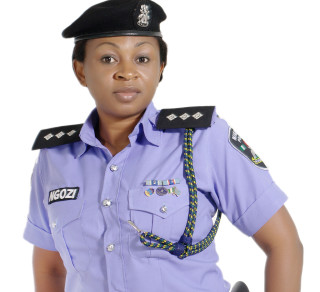 Beautiful Side of Lagos Police