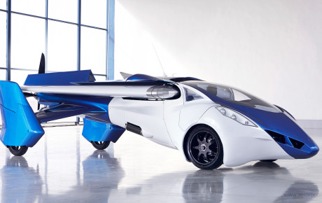 Slovakian Ready For Production Of Flying Cars
