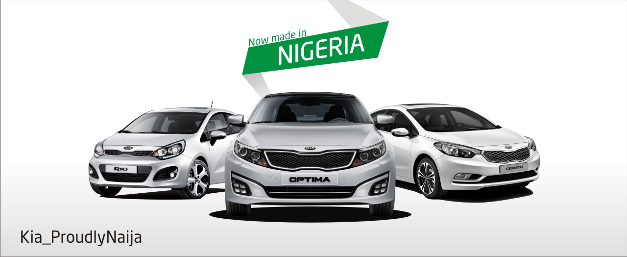 Kia Motors Donates Made-in-Nigeria Rio to Lagos State