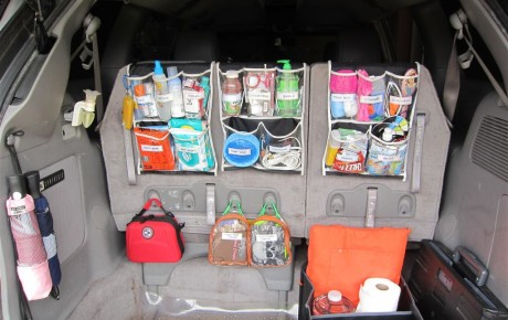 Emergency Kit For Your trunk