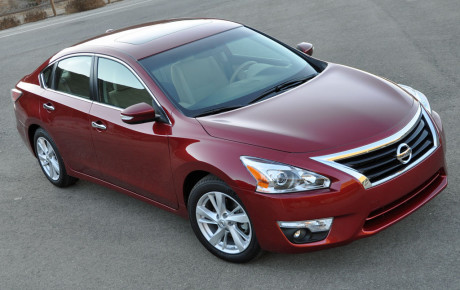 You Can Now Own Nissan Altima, Sentra Sedan