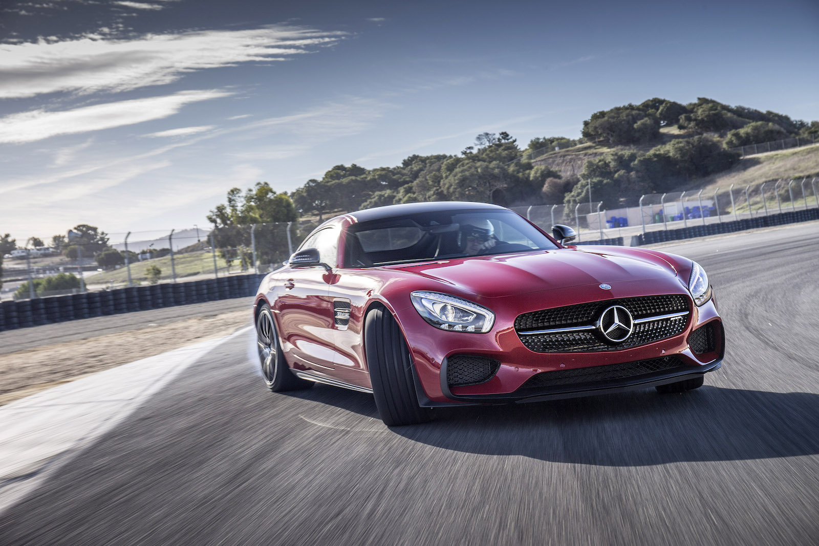Weststar Reveals New Mercedes-Benz AMG GT