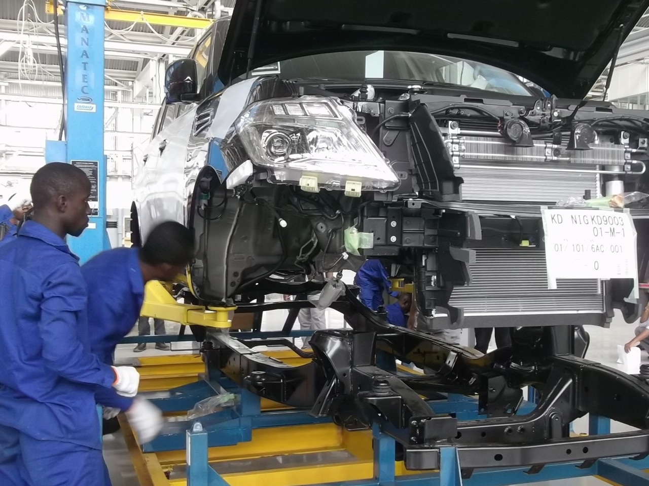 FG Suspends Licence Issuance For New Vehicle Assembly Plants