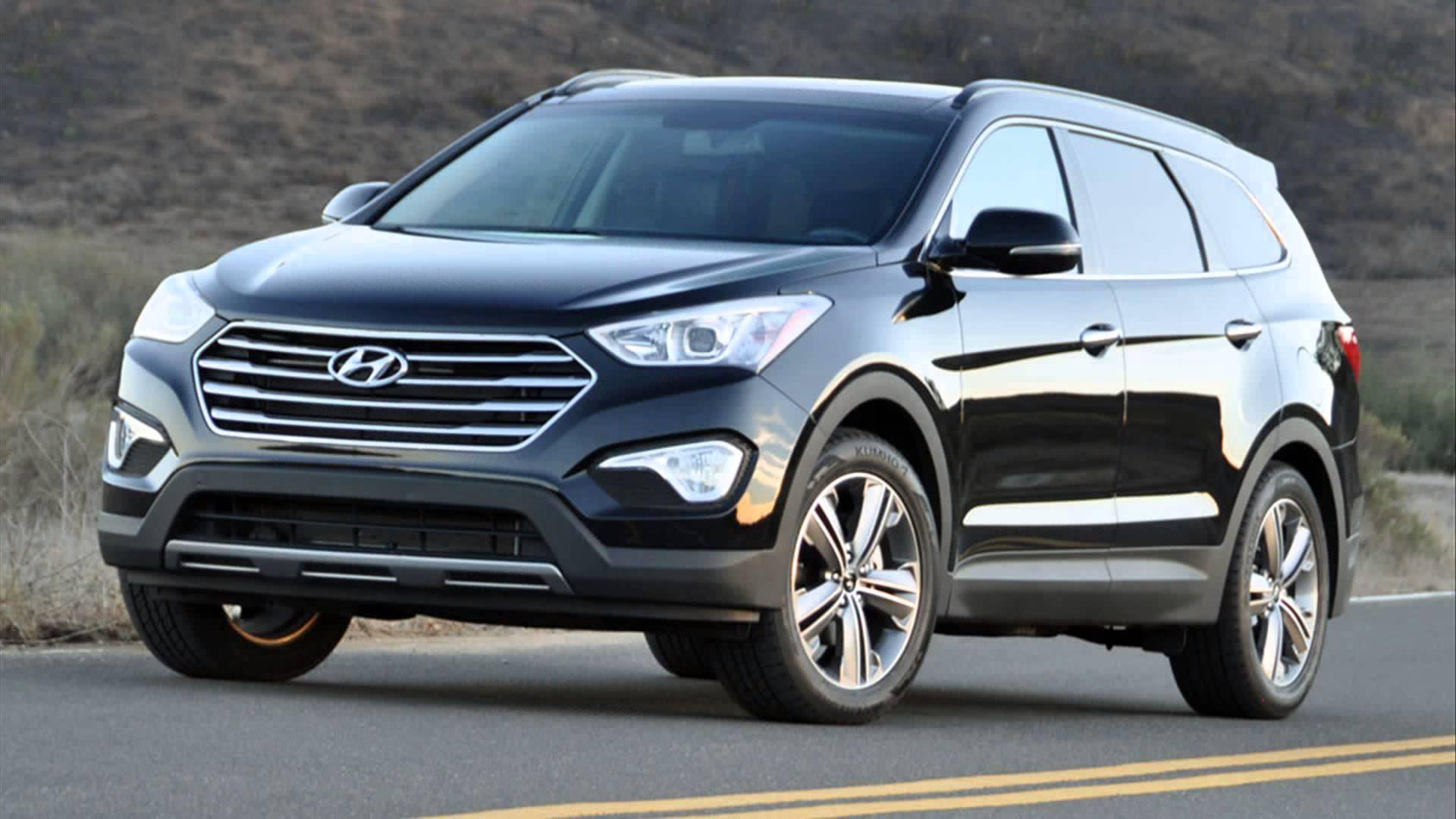 Hyundai Unleashes Large SUV for 2015