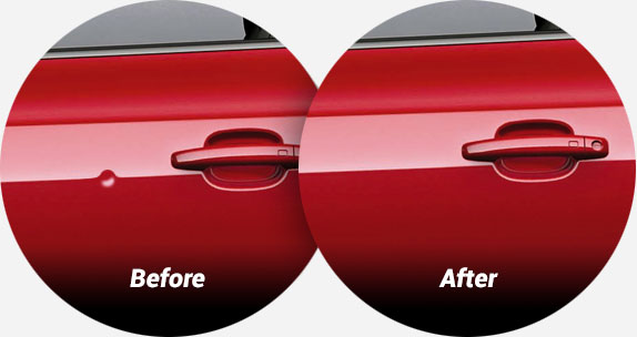 How To Remove Paint Dings From Car