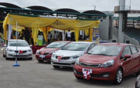 MTN launches New & Exciting Product At Abuja Motor Fair