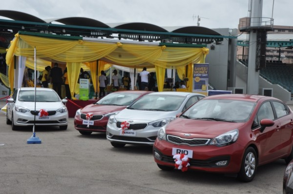 Abuja Motor Fair Defies Economic Downturn