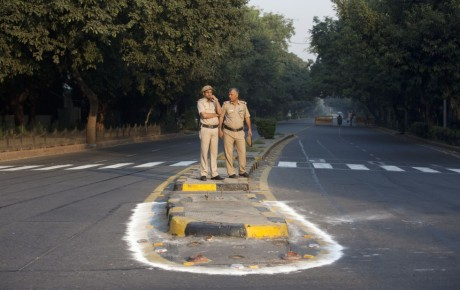 India's Capital Holds First 'Car-Free Day' To Combat Filthy Air