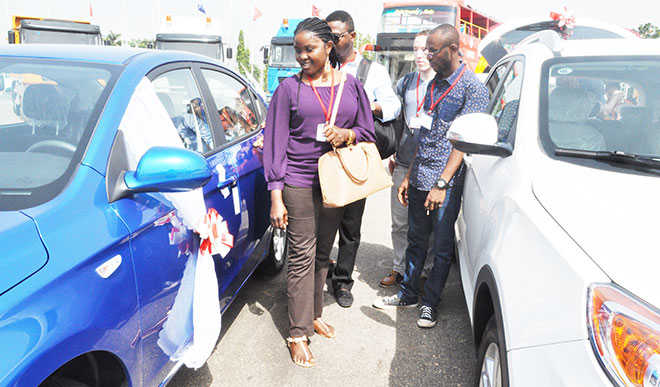 Chinese Cars Steal Show at Abuja Motor Fair
