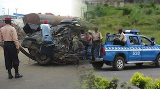 9 Vehicles Involved In Multiple Crash On Abuja Airport Road