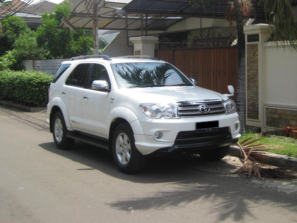 Fortuner: Athletic, Smart Toyota SUV