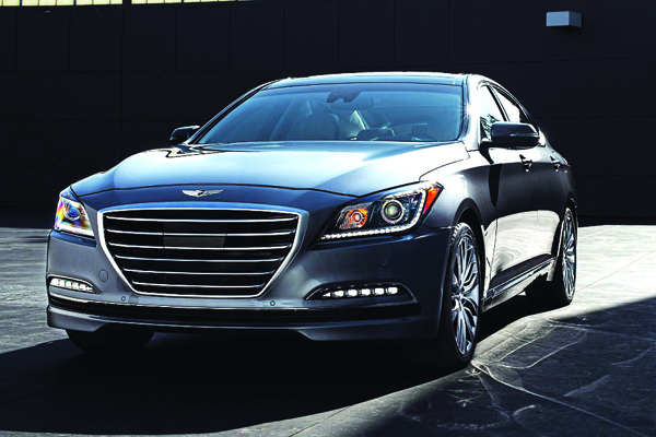 Hyundai Launches 'Global Luxury' Genesis