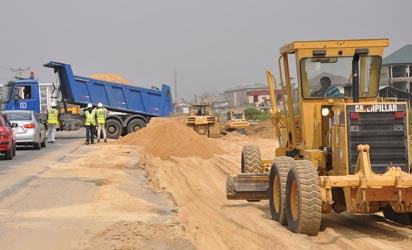 Oshodi Roads Get Facelift 15 Years After