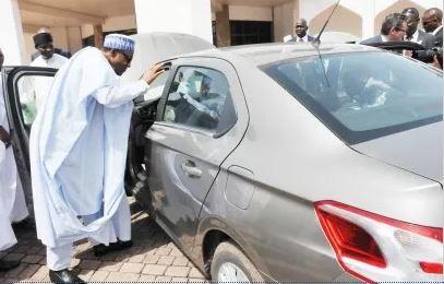 Buhari Assures on Privatisation as Peugeot Returns to Nigeria