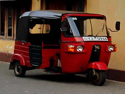 Bajaj Launches New RE Tricycle