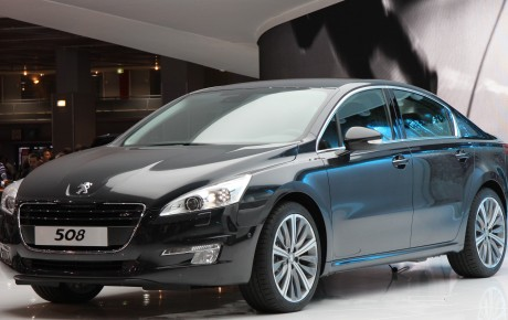 PAN Unveils New Peugeot 508 in Abuja