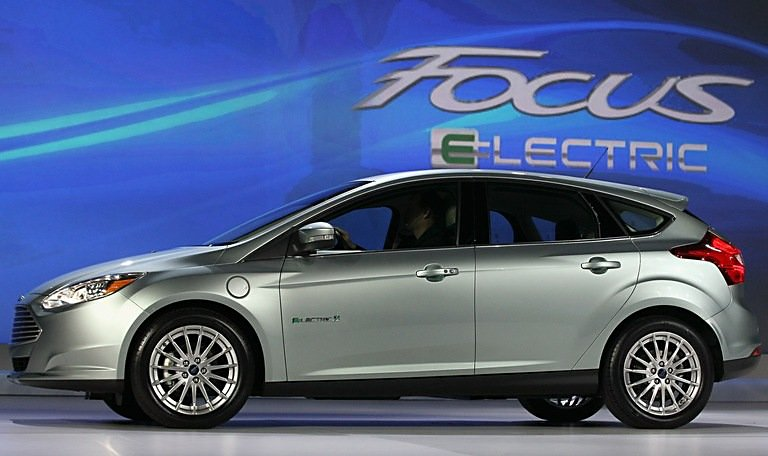 Ford to Invest $4.5bn in Electrified Vehicle Solutions