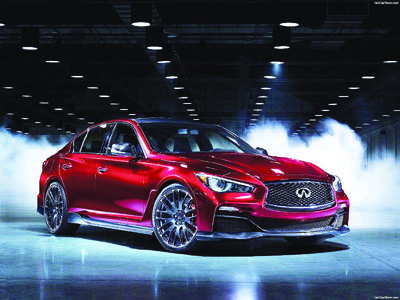 Stallion NMN Unveils Infiniti Products