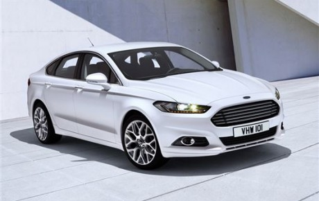 Ford announces prices for new Mondeo