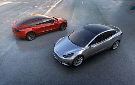 Tesla Unveils Model 3 to the World