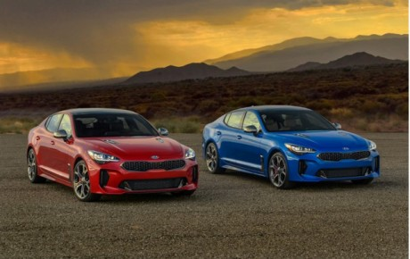 Kia Stinger vs. BMW 3-Series 2018