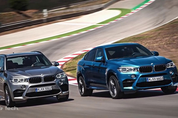 2018 BMW X5 and BMW X6 which one do you think is best.