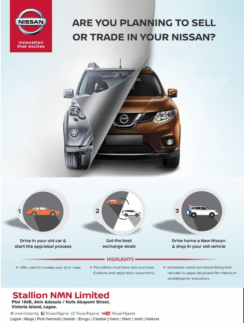 Nissan Swap